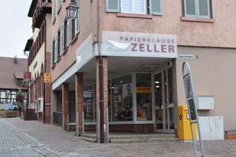Papierklause Zeller Weil der Stadt