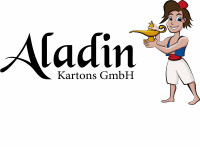Aladin-Kartons Logo